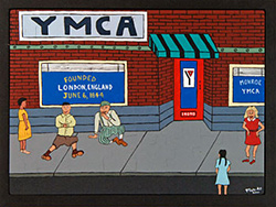 YMCA by Mark O'Malley