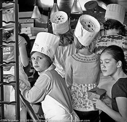 Young Cooks by Jim Scolman